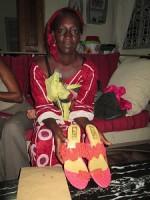 Bineta Dramé - Chaussures confectionnées 3
